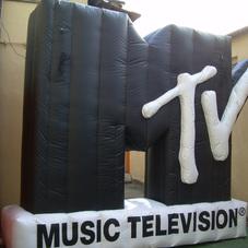 Nafukovací speciál MTV