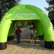 Nafukovací stan Oriflame
