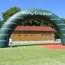 Nafukovací oblouk Sony Ericsson