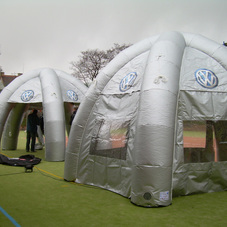 Nafukovací stany Volkswagen