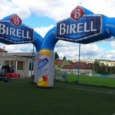 Nafukovací oblouky Birell