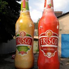 Nafukovací láhve Frisco