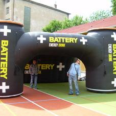 Nafukovací stan Battery