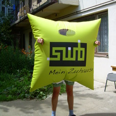 Nafukovací kostým SWB