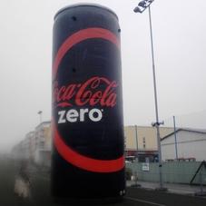 Nafukovací plechovka Coca Cola_2