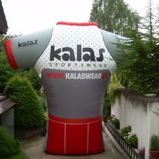Nafukovací dres Kalas