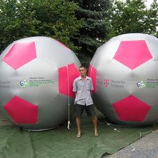Nafukovací balóny T-mobile