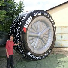 Nafukovací pneumatiky