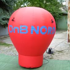 Nafukovací balón DNB