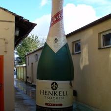 Nafukovací láhev Henkell