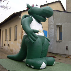 Nafukovací drak Bansko