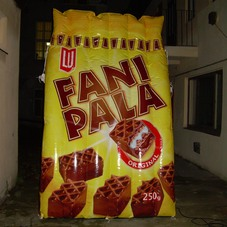 Nafukovací sáček Fani Pala