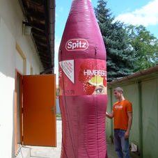 Nafukovací lahev Spitz