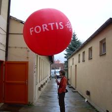 Nafukovací koule Fortis