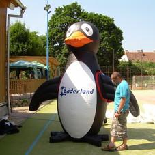Nafukovací tučňák