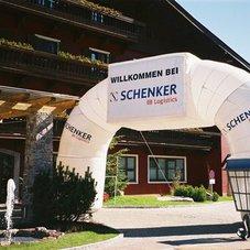 Nafukovací oblouk Schenker