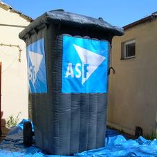 Nafukovací popelnice