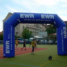Nafukovací oblouk EWR