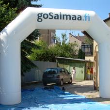 Nafukovací oblouk goSaimma