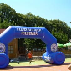 Nafukovací oblouk Flensburger