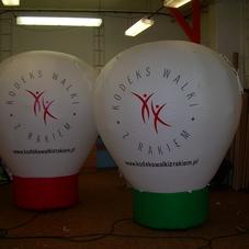 Nafukovací balóny Rak