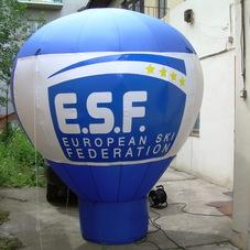 Nafukovací balón ESF