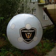 Nafukovací balón Precision