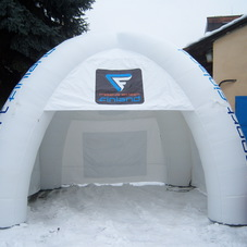 Nafukovací stan Ski sport Finland