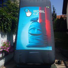 Sublimační tisk Mobil.cz