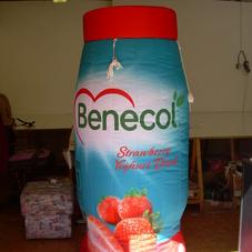 Sublimační tisk Benecol