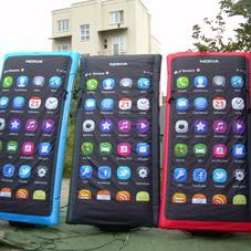 Sublimační tisk Nokia