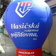 Nafukovací balón HVP