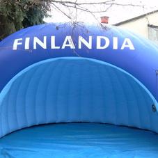 Nafukovací stan Finlandia