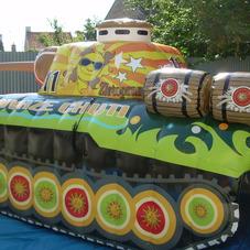 Nafukovací tank Zlatopramen