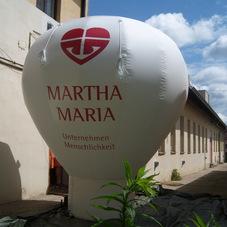 Nafukovací balón Martha Maria