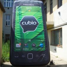 Nafukovací mobil BlackBerry