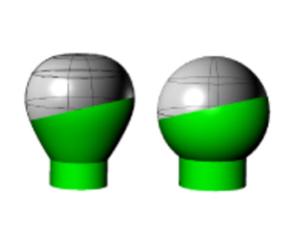 Nafukovací balóny a koule