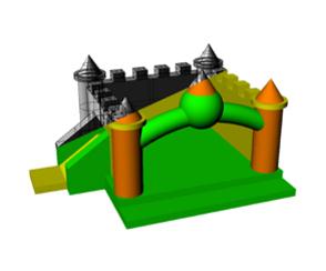Skákací hrady