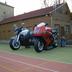 Nafukovací motorky Suzuki