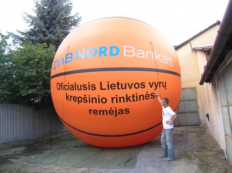 Balóny a koule