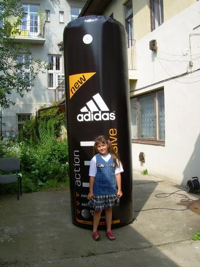 Nafukovací válec Adidas