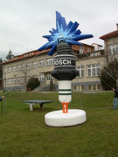Nafukovací speciál Bosch