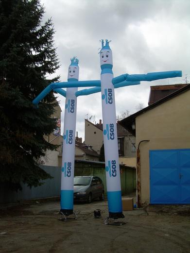 Skydancers ČSOB
