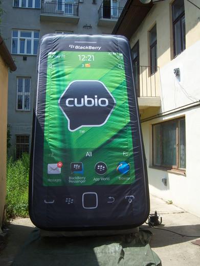 Sublimační tisk Blackberry
