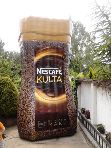 Digitální tisk Nescafé