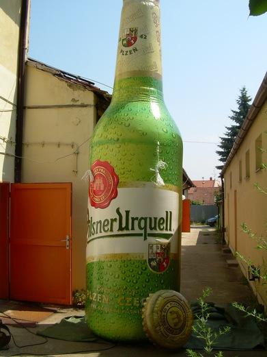 Digitální tisk Pilsner Urquell